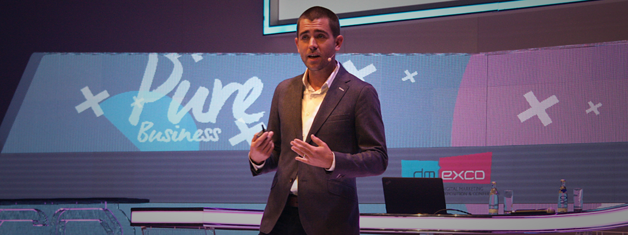 Chris Cox dmexco 2016