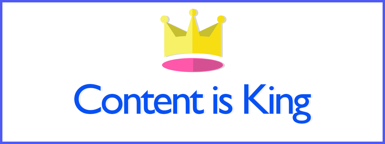 content is king_ content curation