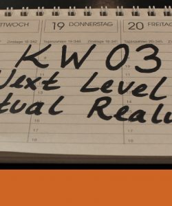 osk_weeklyKW03-Virtual Reality Next Level-Titel KW03