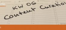 osk_weekly-content curation -titel