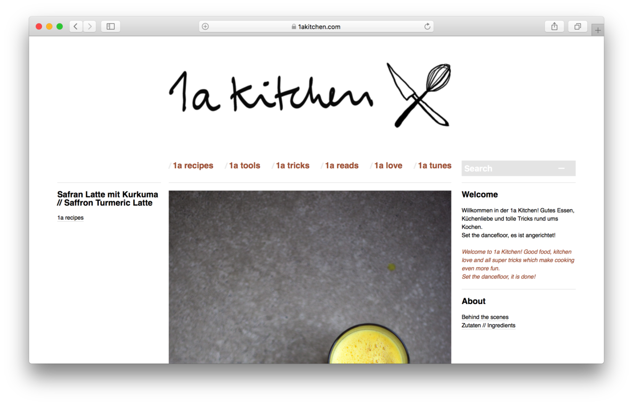 1a Kitche - Blogs aus Bremen