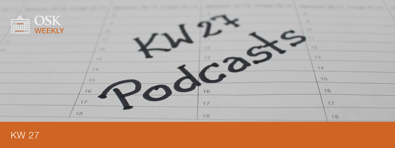 osk_weekly_ Podcast Titel