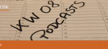 osk_weekly KW 08 - Podcast Titel